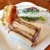 サルタセカンド - 料理写真:購入したサンドイッチ類