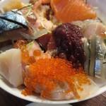 江戸富士 - 種が多種