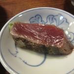 江戸富士 - 仕事のされた種