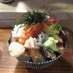 江戸富士 - 上海鮮どん