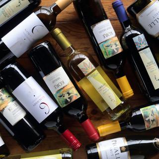 イタリアワイン充実