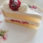 エスポワール・ド・オチアイ - ショートケーキ