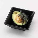 焼肉 宝島 - おろしポン酢のアボガドココット