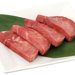 焼肉 宝島 - 厚切りタン塩
