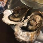 牡蠣と肉 KAKIMASA - 牡蠣大好きセット(焼牡蠣)