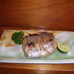 萬年喜鮨 - 太刀魚の焼物