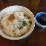 喜凛 - 叉焼豆ごはん