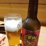 中目黒よだきんぼ - 宮崎地ビール(?円)