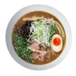 麺や ハレル家 - 生姜香る濃厚煮干し醤油