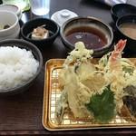 天ぷら屋 幸たろう - 料理写真:
