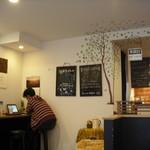 Ants' coffee company -