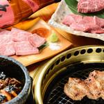 焼肉伝承 馬力魂 - コースのイメージ写真(5000円以上)