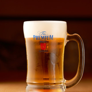 サントリー認定!最高峰ビールを提供する「超達人」認定店◎