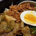 86073846 - 汁無しマーラー刀削麺