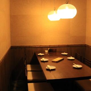 ◇全74席◇テーブル個室が充実。少人数も利用歓迎◎