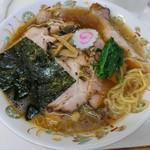 86075548 - 青島醤油ラーメン