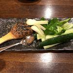 すみび屋 泰 - 生野菜