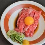 ◆肉屋本気の逸品♪肉バル銀次郎自慢の肉刺(炙り)メニュー◆