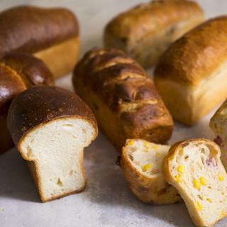 人気のミニ食パン「ブラウンブレッド」いろいろ!
