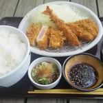 新宿さぼてん - 料理写真:日本坂さぼてん定食