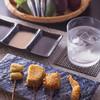 神戸串あげ SAKU - 料理写真:鹿児島フェア開催中です。鹿児島の焼酎とどうぞ・・・