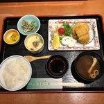 うおつね - ハモフライ定食   ¥900