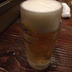 じとっこ組合 - キンキンに冷えた生ビール