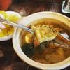 カレーキッチン ポパイ - 料理写真:放牧豚の角煮スープカレー1000円