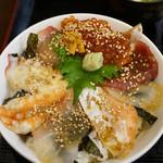 おきよ食堂 - 海鮮丼