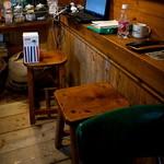 トラベルコーヒーストアー - 内観写真:店内