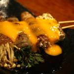 久留米やきとり いちころ - 和牛すき焼き串