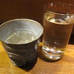 たらふく うなり - 一心不乱(長崎麦焼酎):500円