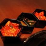 86085935 - 前菜のキムチ