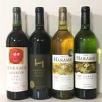 原茂ワイン - 今回買ったワインたち