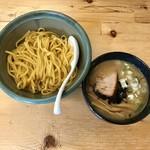 麺 風来堂 - つけ麺味噌味。
