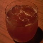 えん - トマトのお酒(ソーダ割り)