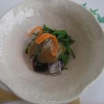 つつみ - 料理写真:こし油とトリ貝