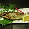 洞川温泉 宿 花屋徳兵衛 - 料理写真:鮎の塩焼き