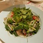 アジアン キッチン カフェ ももふく - ヤムウンセン