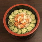 たかくら - 本日の海鮮丼