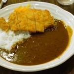 ごはんや みくろ - カツカレー ※2008年10月