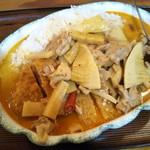 倅 B食 - レッドカツカレー