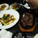 個室×鉄板Dining 鉄神 - ステーキ