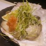 きぬ川 - 岩牡蠣