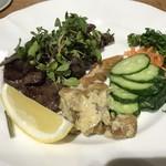 イル・フリージオ - 料理写真:イルカのステーキ