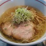 麺坊ひかり - 柳麺(塩)