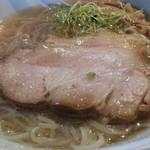 麺坊ひかり - チャーシュー