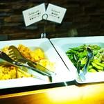 86108724 - ビュッフェスタイルの前菜