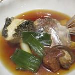 旨し魚・酒 善みつ - 煮魚