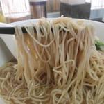 中華そば よしかわ - 麺